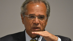 Paulo Guedes diz existir lobby contra a reforma da Previdência