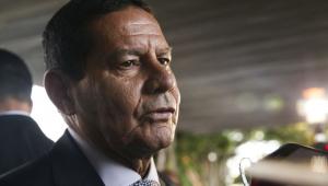 Mourão: militar preso com drogas era 'mula qualificada' e voltaria com Bolsonaro do Japão
