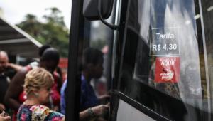 Prazo maior para contratos dos ônibus de SP é ilegal, decide Tribunal de Justiça