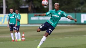Palmeiras negocia ida de Deyverson para o futebol chinês