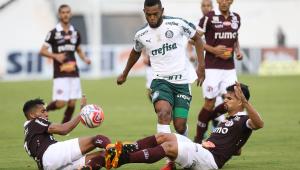Borja tem 2ª pior pontaria entre principais finalizadores do Campeonato Paulista