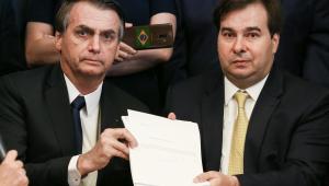 Reforma da Previdência começa a tramitar na próxima terça-feira, segundo Rodrigo Maia