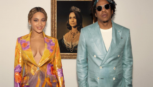Beyoncé e Jay-Z prestam homenagem à Meghan Markle no BRIT Awards