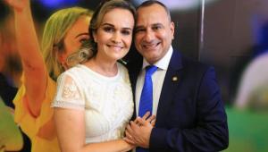 Prefeito de Belford Roxo e esposa, deputada, sofrem atentado a tiros