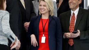 Heather Nauert desiste da indicação como embaixadora dos EUA na ONU