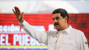 Maduro diz que ajuda humanitária é 'comida podre' e tentativa de disfarçar invasão militar