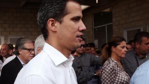 Guaidó reforça anistia a militares e diz: 'Bem-vindos ao lado certo da história'
