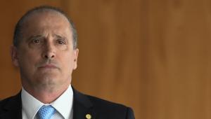 'Momento de amadurecimento' diz Onyx sobre crise no PSL