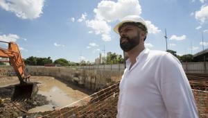 Gestão Covas promete entregar 5 novos piscinões até o fim do ano