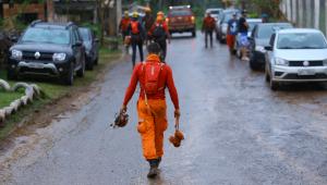 Governo quer definir sistema nacional de reação a desastres naturais