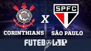 CorinthiansxSão Paulo: acompanhe o jogo ao vivo na Jovem Pan