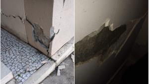 Corpo de Bombeiros esvazia prédios residenciais na região do Morumbi por ameaça de desabamento