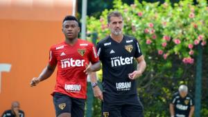 Luan vive expectativa de retorno ao São Paulo: 'Estou com saudade'