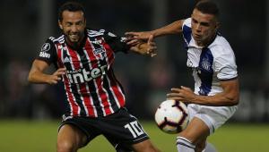 São Paulo disputou 5 mata-matas em 2019, mas só venceu 1 jogo em casa