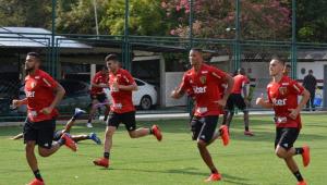 Recuperado de lesão, Liziero volta a treinar e vira opção no São Paulo