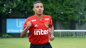 Atacante Brenner se aproxima de retorno no São Paulo