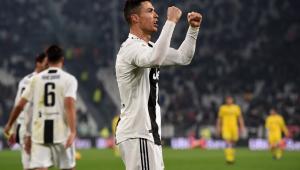 Cristiano Ronaldo marca, Juventus amplia vantagem na liderança do Italiano