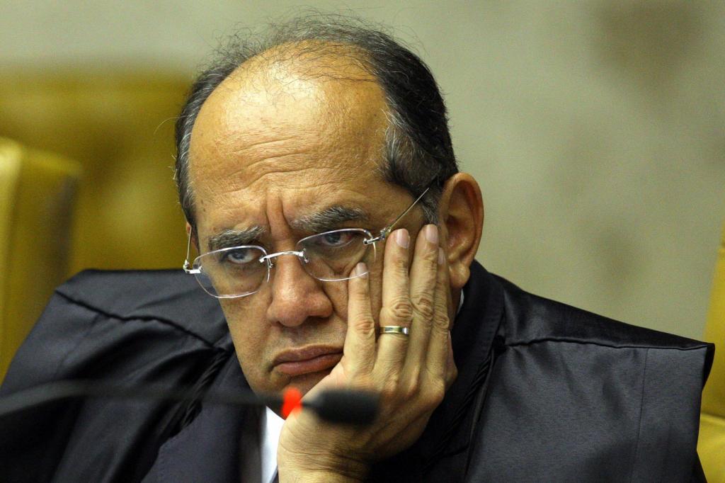 Gilmar Mendes é gravado, diz que tem proximidade forte, com políticos do PSDB  (ouça)