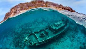 Chamada de Amsterdã dos trópicos, Curaçao possui mais de 40 praias