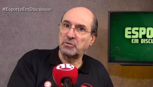Não creio em queda do Palmeiras por causa de Del Nero | Wanderley Nogueira