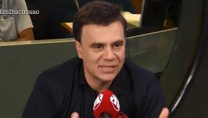 'Problema de Borja não é só indolência... É falta de qualidade', diz Mauro Beting