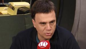 Eu não teria levado Fernandinho... Mas também não é um crime vê-lo na Seleção! | Mauro Beting