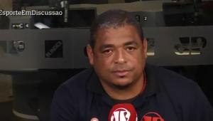 Entrevista de Carille após derrota para o São Paulo foi péssima! | Vampeta