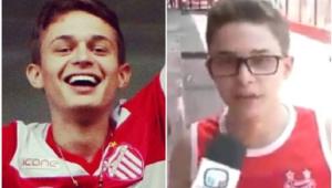 Surpreso com viral, 'torcedor corneta' sonha em ser presidente do Villa Nova: 'Quem sabe'