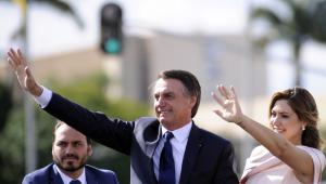 Carlos Andreazza: Com que liberdade ministros falarão com o presidente com o filho dele por trás?