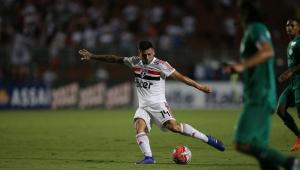 Liziero deve desfalcar São Paulo por até dois meses e só volta após Copa América