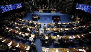 Corregedor do Senado já está com imagens de votação suspeita de fraude por voto a mais em urna