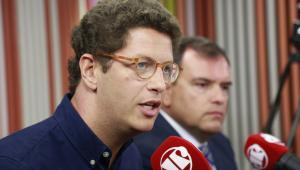 Ministro do Meio Ambiente anuncia novos diretores do ICMBio