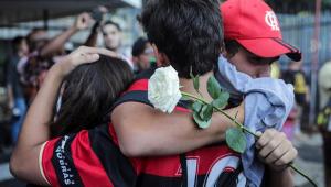 Flamengo é criticado por famílias das vítimas de incêndio, mas diz que tem dado apoio