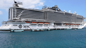 Tripulantes de navio cruzeiro têm suspeita de rubéola; Anvisa investiga