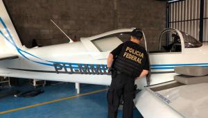 PF faz ação para apreender 47 aeronaves usadas para tráfico internacional de drogas