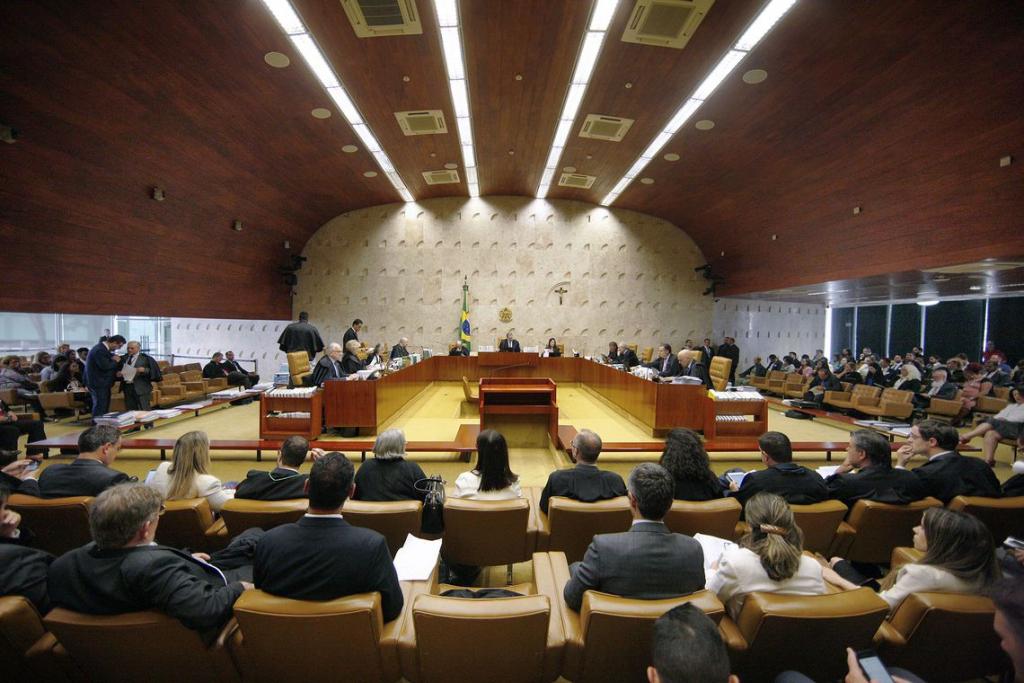 Resultado de imagem para stf plenário dias toffoli