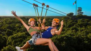 Conheça os parques temáticos da Riviera Maya