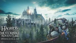 Universal Orlando terá nova montanha-russa de Harry Potter