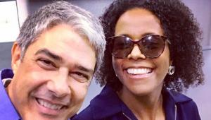 'É uma conquista de muita trajetória' diz Maju sobre ser 1ª negra no Jornal Nacional