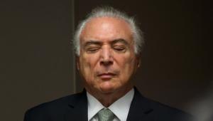 'Aconteceu, aconteceu; não tem partido santo', diz senador do MDB sobre prisão de Temer