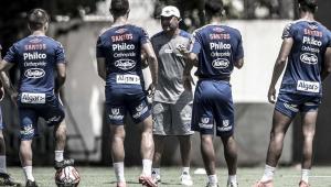 Amistosos internacionais vão desfalcar Santos no Campeonato Paulista