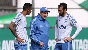 Palmeiras vai usar dupla de zaga que está invicta em 2019