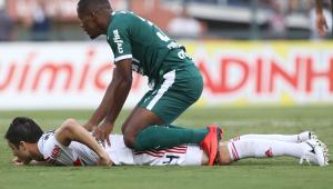 Palmeiras deixa de ser 'freguês' do São Paulo, mas não comemora