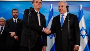 Netanyahu reconhece esforços do Brasil no combate a incêndios na Amazônia, diz Bolsonaro