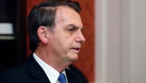 Bolsonaro diz confiar na capacidade bélica dos EUA para 'libertar' o povo da Venezuela