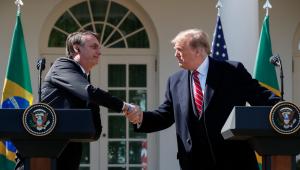 Carlos Andreazza: É possível dizer que visita de Bolsonaro aos EUA foi bem-sucedida