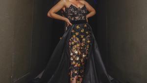 Com 18 anos, Larissa Manoela participa pela primeira vez de Baile da Vogue