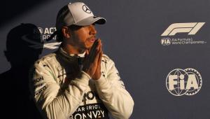 Hamilton se surpreende com superioridade da Mercedes em treino: 'Não fazia ideia'