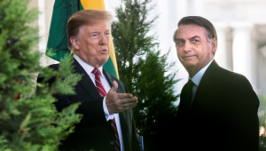 Casa Branca confirma que Brasil abriu mão de status na OMC por apoio norte-americano na OCDE