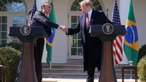 Brasil e EUA se comprometem a reduzir barreiras comerciais e de investimento